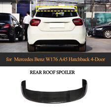 Heckspoiler Dachspoiler Passt Für Mercedes A Klasse W176 A180 A250 A45 AMG 13-18