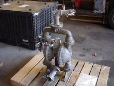 2 Inch Stainless Steel Diaphragm Pump Versa Matic