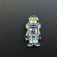 Star Wars - Muppet Mystery - Dr. Bunsen Honeydew as R2-D2 Disney Pin 77124