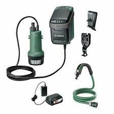 More details for bosch gardenpump 18 - 18v 2.5ah li-ion cordless garden pump kit new sealed