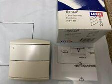 Senso 013030w Push-button IHC Antracit Lexel Schneider Switch 20005050