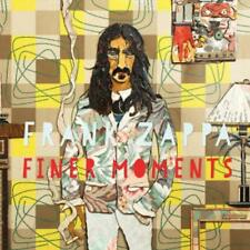 Frank ZAPPA-Finer Moments-CD NUOVO