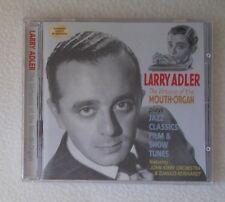 Larry Adler : Virtuoso of The Mouth Organ : Plays Jazz Classics ~ CD Album