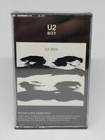 U2 Boy new cassette Island Records 7 90040-4 USA 1980