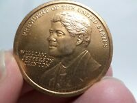 Memorial Coin US President Bill William Jefferson Clinton Inauguration 1/20/1993