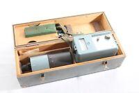 RFT Röntgen  Gamma  Dosimeter Strahlenschutzmessgerät VA-J-15.2A  Va-J-15A  DDR