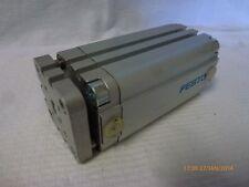 Festo ADVUL-40-80-P-A Pneumatic Cylinder 156893 U808 1bar-10bar New