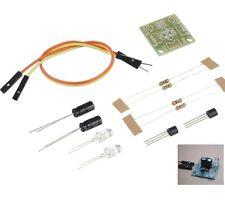 1PCS 5MM LED Simple Flash Light Simple Flash Circuit DIY Kit AU NEW