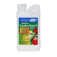 New listing Monterey Garden Insect Spray Spinosad Pts Caterpillars Earwigs Pest Control New