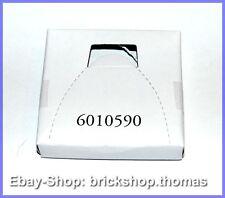 Lego cordel hilo blanco 100cm-x77ac100-string Cord White-nuevo/new