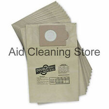 10x VICTOR V9 HEPA D9A Strong Vacuum Cleaner Hoover Dust Paper Bags SBI5520 GL19
