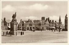 PRINTED POSTCARD OF CLUNY SQUARE, BUCKIE, (NEAR ELGIN), BANFFSHIRE, SCOTLAND