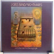 The J. Geils Band + Nightmares + Other Tales From The Vinyl Jungle + Special #76