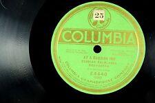 S.S. Samuel Russian Balalaika Orch - Green Columbia 78 RPM - At A Russian Inn A6
