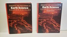 Concepts And Challenges In Earth Science 2nd Edition + Teacher's Edition Books