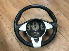 FORD KA   (2010) - STEERING WHEEL WITH WHITE CAPS