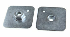 4 X RSA  FIA /MSA Approved Harness/Seat Belt Eye bolt Back/Backing/Stress Plate