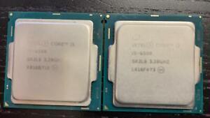 Intel Core i5 - 6500 - 3.2 GHZ ... 2 PCS