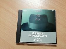 Gerry Mulligan - Dave Grusin Little Big Horn - Japanese CD, no OBI, with insert.