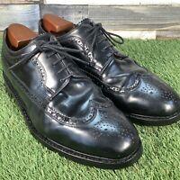 UK12 Church 'Royal Brogue' Hand Made Derby Formal Dress Shoes - England - EU46