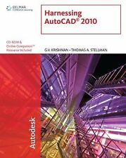 Harnessing AutoCAD  2010