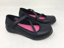 New! Girls Youth Skechers 82293 Breathe Easy Scholastic Flat Black E55