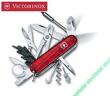 VICTORINOX NAVAJA CIBERTOOL LITE 34  FUNCIONES 1.7925.T