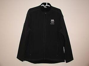 BMW Men's Team USA Jacket M MEDIUM BLACK 80-14-2-244-375 NEW WITHOUT TAGS