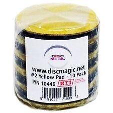 10pcs RTI ECO ELM -Yellow Sanding Pads For  Disc Repair Machines. OEM PRODUCT