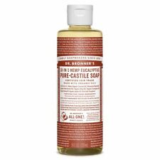 Dr Bronner Eucalyptus Castile Liquid Soap - 237ml
