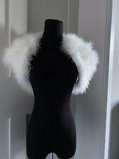 Emma Somerset White Fur Shrug - Brand New and Never Worn