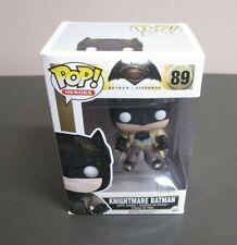 Knightmare Batman vs Superman FUNKO POP Heroes MIB NEW #89