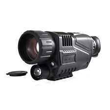 Pyle PSHTCM88 Handheld Night Vision Camera with Record Video, LCD Display.
