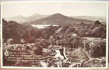 LITTLE BIT OF IRELAND Garden Irish Postcard Ireland Eva Brennan Val Phototype