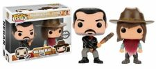 Figurine Funko Pop - Vinyl - 02 Pack Negan & Carl Grimes The Walking Dead Neuf