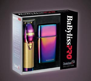 BaByliss Pro ChameleonFX Combo Outliner + Double Foil Shaver 110-220 V FXHOLPK2I