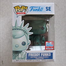 Funko POP! New York Freddy Statue Of Liberty NYCC Exclusive Limited Edition