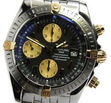 BREITLING Chronomat Evolution B13356 Date Automatic Men's Watch(a)_526835