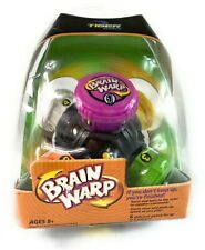 VTG New Brain Warp Tiger Electronic Handheld Game 2002 Talking Toy NIP Rare