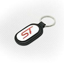 Vehicle Parts & Accessories Ford Logo Leather Keyring Xmas Gift Idea