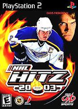 NHL Hitz 20-03 (Sony PlayStation 2, 2002)