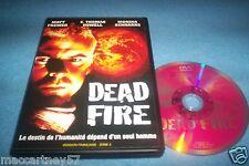 DVD DEAD FIRE avec C. thomas howell film catastrophe planétaire