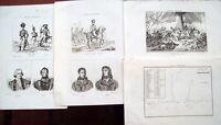 1836 NAPOLEONE INGLESI NELLA GRANDE BATTAGLIA DI TRAFALGAR