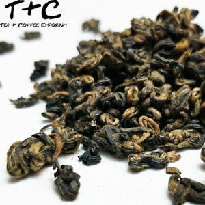 Yunnan Golden - Premium Black Tea from the Chinese Yunnan Province