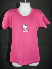 Hello Kitty T-Shirt - rosa - Feinripp - Größe 122