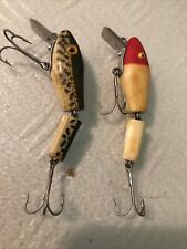 (2) Vintage L&S Bass Master Lures