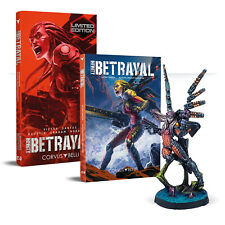 Infinity BNIB Betrayal Graphic Novel *PRE-ORDER 28-8-20*