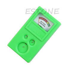 Watch Repair Plastic Button Coin Cell Battery Power Checker Tester Tool Kit