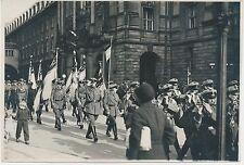 Foto Soldat -Musikkorps vom St.Bund  1930  (D622)