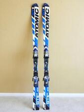 155cm ATOMIC STII M Skis w/ ATOMIC RACE Adjustable Bindings